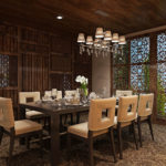 ANSA INTERIORS - Dining Area