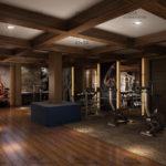 ANSA INTERIORS - Gym Area